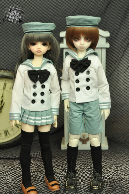 1/4  boy man girl woman aod dod msd  bjd doll pants clothes skirt suits M325