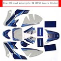 3M DNC sticker/decals/Paster/graphic of dirt bike/pit bike CRF50/XR50 use!