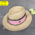 Summer fashion lace m strawhat sunbonnet wide brim straw braid hat female beach cap