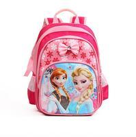 Anna Elsa Dzieci Torby Szkolne Dziewczyny Chłopcy Cartoon Plecak Dzieci Postaci Moda Tornister mochila escolar infantil