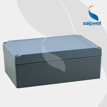 2015 New Hot Sale 200*130*88mm Outside Waterproof Cast Aluminum Junction Box  With 4 Screws High Quality