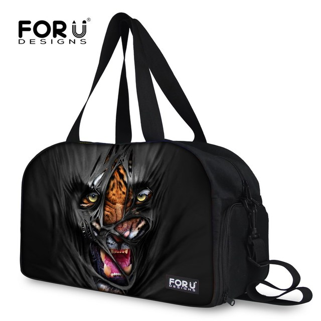 4309a758b91a FORUDESIGNS Light Soft Male Travel Bag
