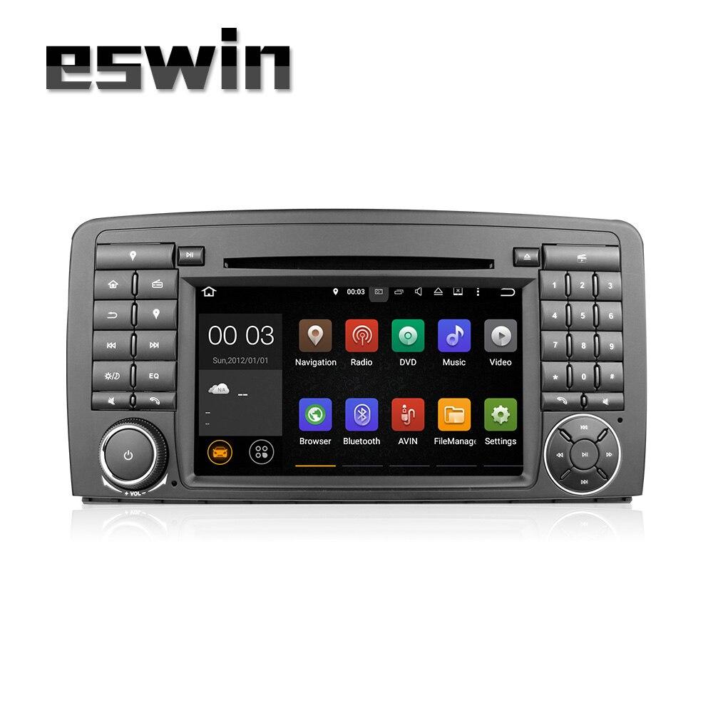 Quad core android 5.1.1 автомобиля DVD GPS для Mercedes Benz R Class W251 R280 R300 R320 R350 GPS Радио стерео 1 ГБ Оперативная память 2 ГБ Встроенная память 16 ГБ
