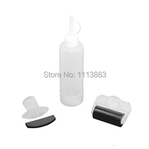 Woodworkers Bottle Glue Roller And Bisquit Applicator Set Used For Woodworking