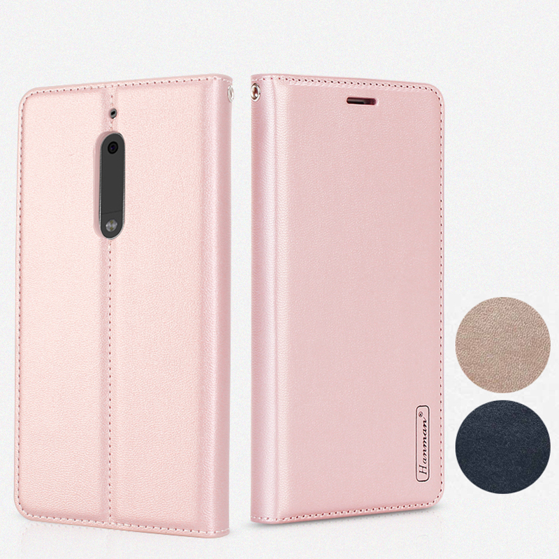 MSK For Nokia 5 Dual SIM cases luxury Wallet Flip Leather cover Case For Nokia 5 Dual SIM mobile phone cases coque funda