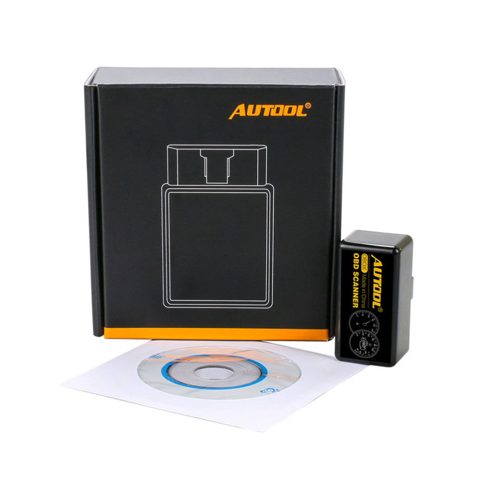 AUTOOL A5 OBD2 OBDII Auto Engine Scanner Code Reader Remove Car Diagnostic Tool