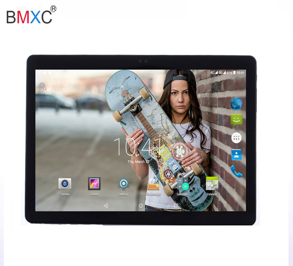 10 inch MTK8752 Octa Core tablet PC Android 7.0 3G 4G LTE Phone Phablet MID RAM 4GB ROM 32GB 1280x800 IPS GPS Bluetooth tablets moocis 2017 new 10 inch tablet pc hd ips android5 1 mtk octa core 2gb 32gb gps bluetooth wifi 3g phone call fm tablet 10 1