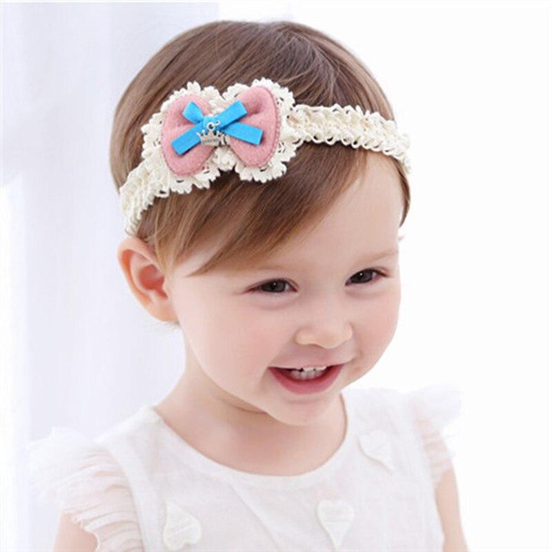 Moda Dla dzieci Śliczne akcesoria do włosów Dla dzieci Pasmo - Odzież dla niemowląt - Zdjęcie 3