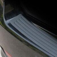 Жеребенок горения резины арьергард бампер Защитная панель магистрали Стикеры для KIA 2 3 4 5 Sportage R KX5 QL Ceed для hyundai Tucson