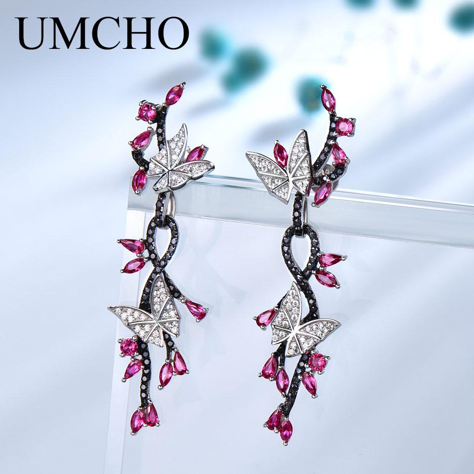 UMCHO Luxury Butterfly Real 925 стерлінгових - Вишукані прикраси