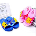 2017 new Free shipping factory direct sale children kids boy girl summer cute garden shoes sandal cartoon slippers size26-35