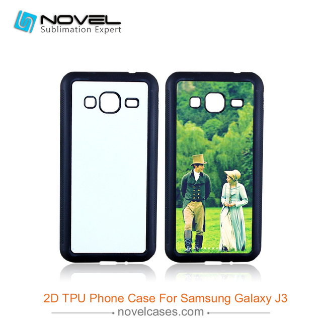 timeless design 919cf f9593 US $145.0 |2D Sublimation Rubber Cell Phone Cover Case for Samsung J3  2016-in Phone Pouch from Cellphones & Telecommunications on Aliexpress.com  | ...