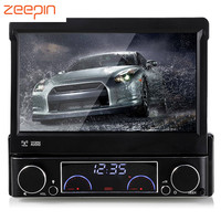 Zeepin DW7091 Car DVD Mp5 Player Android 6 0 Quad Core 1 Din 7 Inch HD