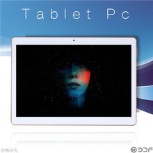 New 2019 Android Tablet pc 10 inch laptop Android 7.0 3G Phone Call Quad Core Pc Tablet CE Brand GPS WiFi Bluetooth FM 4GB+32GB