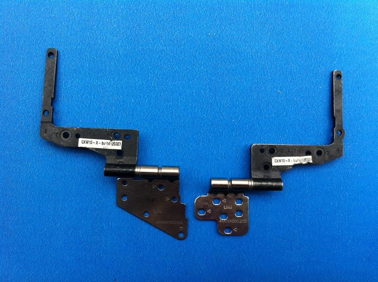 Genuine wholesale Price For Dell 5530 E5530 Notebook Lcd Screen Hinges Kit 100% New (10 pairs/Lot)|screen hinges|dell 5530lcd hinges - AliExpress