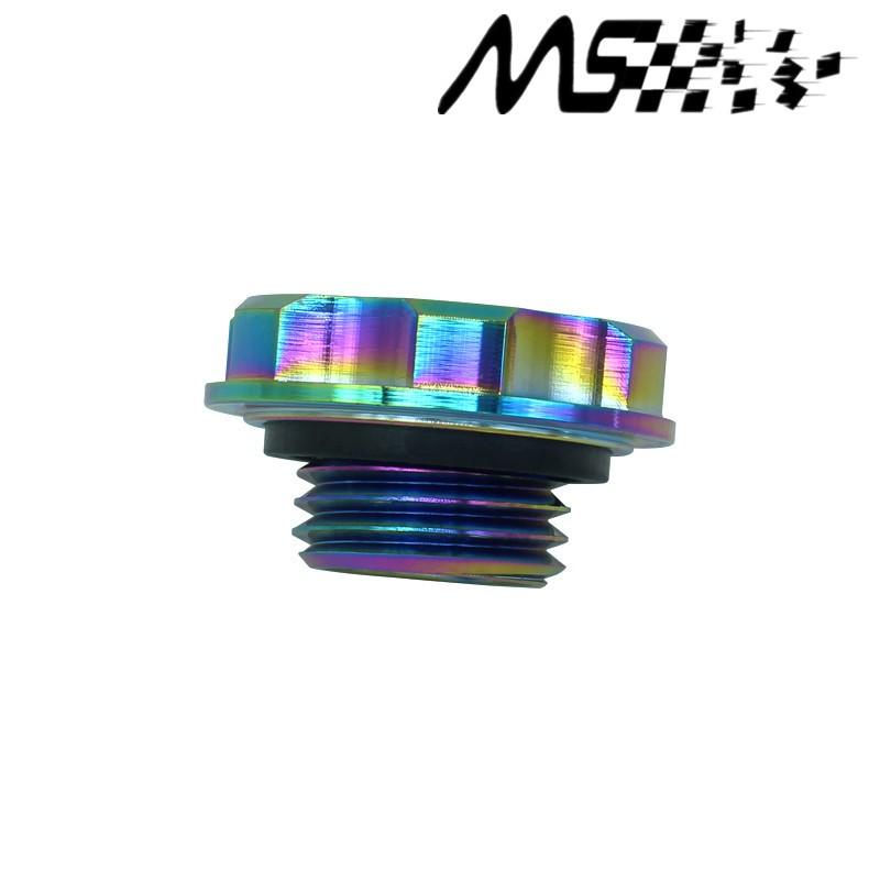 Нео хром ск2 КПК malay фильтра двигателя бак с двумя центр дополнительного доски для Хонда