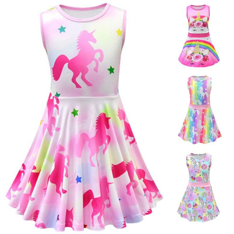 bbd78c7b82 Detail Feedback Questions about Infant Toddler Girl Dress Sequined Girls Unicorn  Dress Kids Princess Tutu Lol Children christmas dress little girls clothing  ...