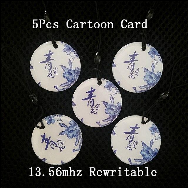 5 cartoon keys 8
