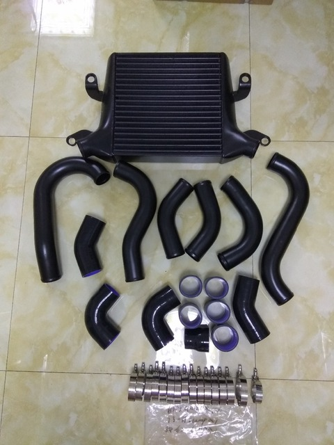 US $226 0 |Falcon XR6 FG Intercooler kit for Turbo Stage 1 700hp Tube & Fin  structure-in Radiators & Parts from Automobiles & Motorcycles on