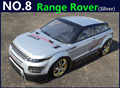 Большой 1:10 RC Автомобилей Высокоскоростной Гоночный Автомобиль 2.4 Г Range Rover 4 Колеса Радио Спорт Управления Дрейф Гоночный Автомобиль Модели электронных игрушка