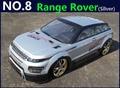 Large 1:10 RC Coche de Carreras de Alta Velocidad Del Coche 2.4G Range Rover 4 Wheel Drive Deporte de Carreras de Drift Radio Control Modelo de Coche electrónica juguete