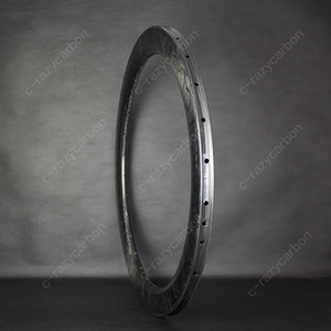 Image 2 - Free Shipping Road Bicycle Disc Brake Carbon Rims Marble 700c 35/38/45/50/60/80mm Without Brake Surface Tubular/Clincher