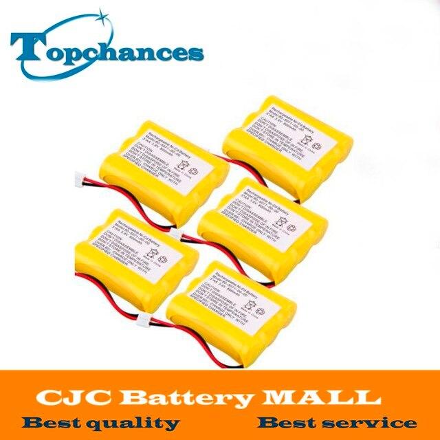 Новый 5 шт. беспроводной домашний телефон батарея 80-5071-00-00 для GP GP60AAS3BMJ CPH-482D Casio CP850