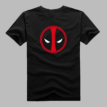 Mens T shirts cartoon Designed casual shirt superheroes Deadpool T Shirts Short Sleeve Tshirt