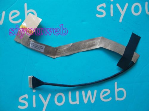 NEW for ASUS Eee PC 1011PX 1015 EJ4    LVDS LCD LED SCREEN VIDEO FLEX CABLE DD0EJ4LC000 DD0EJ4LC010, free shipping soncci lcd video flex cable for hp probook 4330s 4535s laptop screen display cable