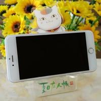 Natsume yuujinchou Nyanko sensei canvas Cat teacher acrylic/PMMA Popsocket/Pop Socket cosplay Popsocket