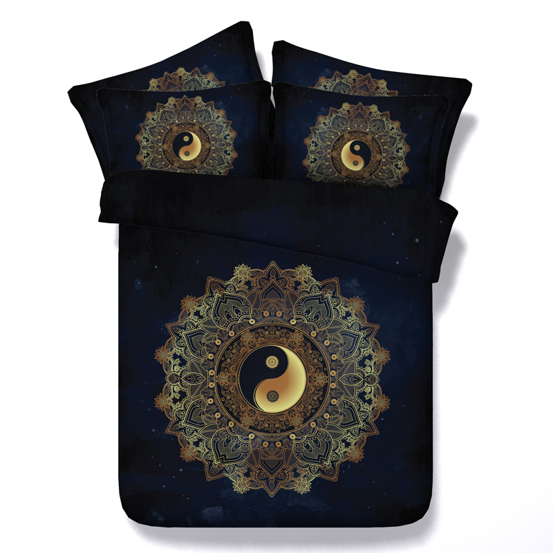 Китайский Постельные принадлежности Набор Калифорния King Queen размер полный близнец пододеяльник Кровать в мешке листов лист покрывало бель