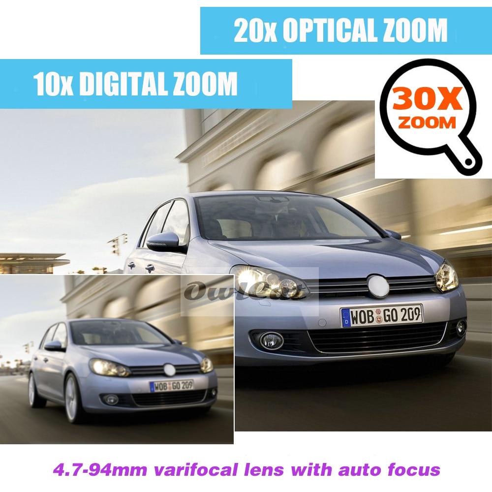Image 3 - 5MP 30X Zoom PTZ CCTV IP Camera 2MP Speed Dome Camera Auto Cruise Tour Video Surveillance Outdoor WiFi Two Way Audio ONVIF 128GBSurveillance Cameras   -