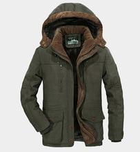 Мужчины зима толстый случайный ветрозащитный теплая куртка с капюшоном мужчины новая горячая тенденц Лучши
