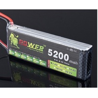 2pcs LION POWE 7.4v 5200mah RC Drone battery High Magnification 2s Battery Camera Drones Accessories 7.4v battery lipo battery