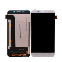 100 Original LCD For UleFone Metal LCD Display Touch Screen Digitizer Assembly Replacement Repair Accessories With
