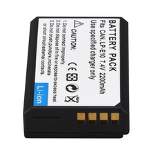 AIMIHUO LP-E10 LP E10 LPE10 Digital Camera Battery For Canon 1100D 1200D 1300D Rebel T3 T5 KISS X50 X70 Batteries