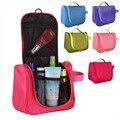 O Envio gratuito de Mulheres Maquiagem Profissional Caso Cosméticos Saco de Grande Capacidade Portátil sacos cosméticos sacos de viagem de armazenamento HBG04