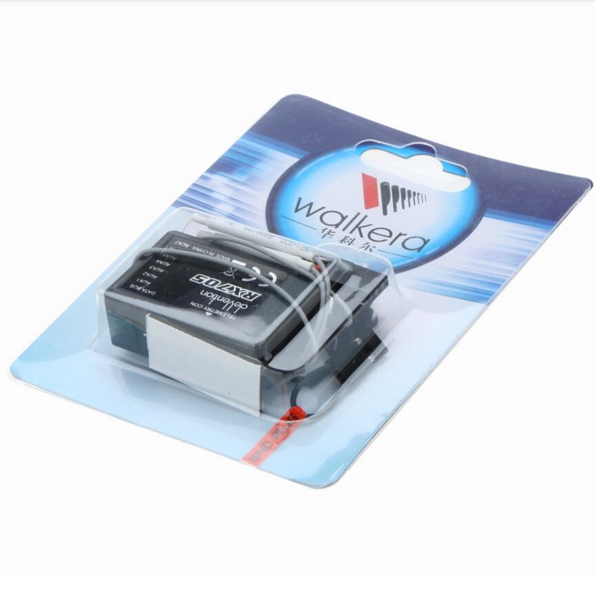 Walkera TALI H500 RC FPV Multirotor Part DEVO RX705 Receiver TALI H500-Z-15 original walkera tali h500 fpv multirotor part worm servo tali h500 z 21 free shipping with tracking
