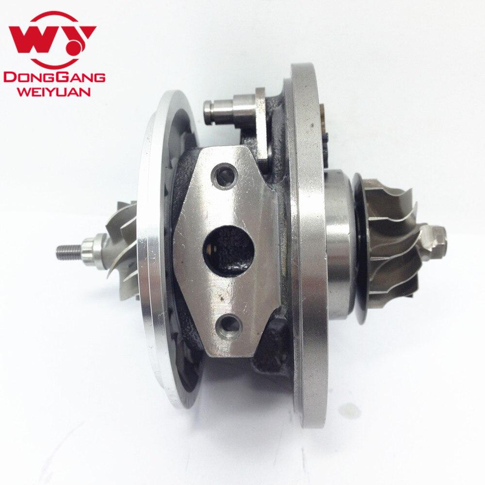 GT1544V 740611-5002 S turbocompresseur core 740611-0002 740611 Turbo cartouche 28201-2A400 282012A400 CHRA pour Hyundai Getz 1.5 CRD