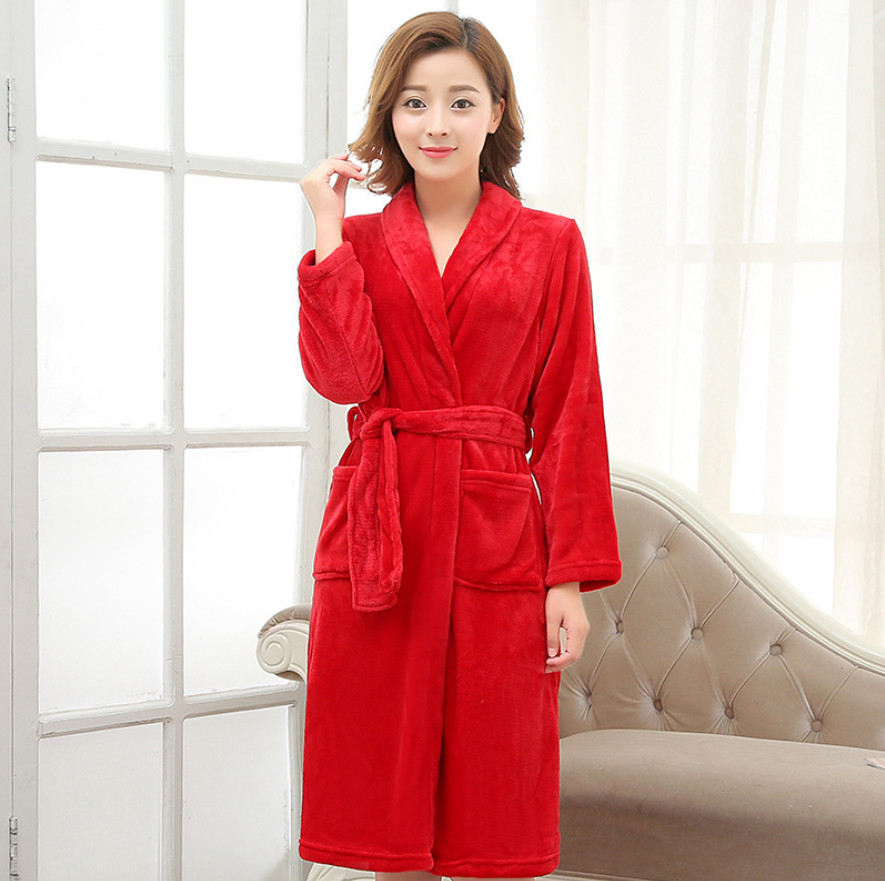 Women s Bathrobe Beautiful Breathable Coral Fleece Warm Super Sale robes  1pcs lot -in Robes from Underwear   Sleepwears on Aliexpress.com  5043df6eb