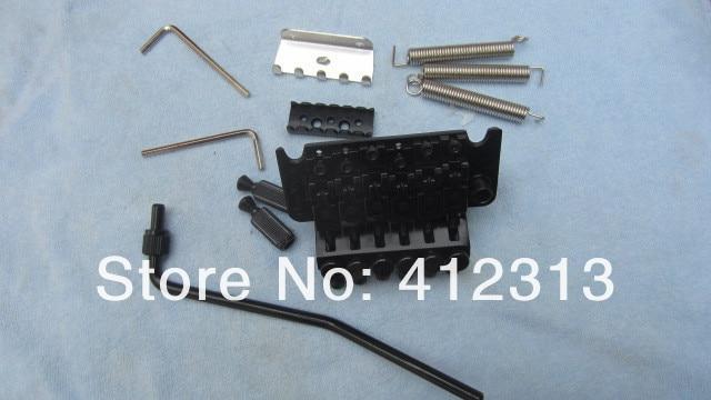 Original  Floyd Rose Tremolos  from Korean  manufactory black  color including all the parts FRT-2000 inov 8 сумка all terrain kitbag black