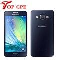 Горячая Продажа Смартфон Оригинальный Samsung Galaxy A3 A3000 A300F Quad-Core Android 4.5 Дюймов 8 ГБ ROM 4 Г 8.0MP Камеры Сотового Телефона