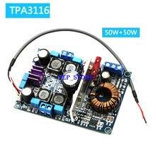 DC12V TPA3116 amplifier board for Car audio 50W+50W Power amp DIY L163-9