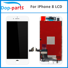 20Pcs Wholesale Price LCD For iPhone 8 LCD Display Touch Screen LCD Assembly Digitizer Replacement Parts with 3D Touch Function wholesale 8 for samsung galaxy tab a 8 0 t350 lcd display with touch screen digitizer sensor replacement parts tablet pc