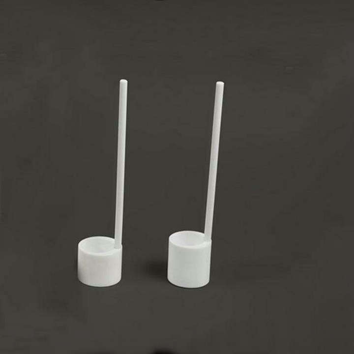 Free shipping 1pcs/lot 5/10/30/50/100ml PTFE sample spoon for Laboratory magic time алые звезды