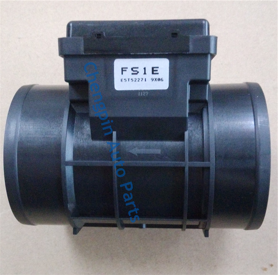 Auto Parts Original Mass Air Flow Sensor OEM# E5T52271 FS1E  MAF for Mazda Miata Protege Vitara 2001-05 mass air flow maf sensor oem f37f 12b579 fa f37f12b579fa for mazda b 3000 taurus sable tracer k m
