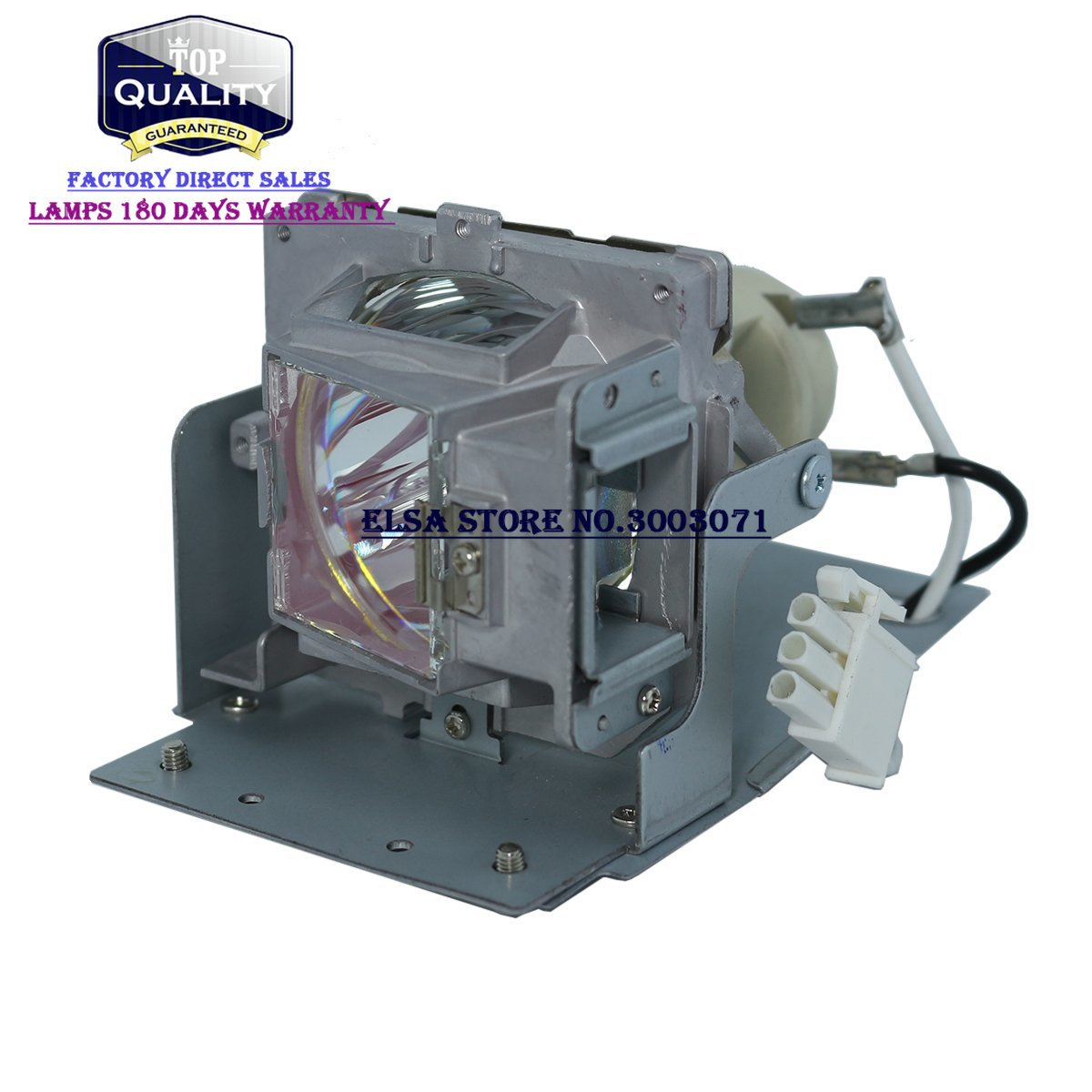 5811118154-SVV Projector Lamp For Vivitek D551 D552 D554 D555 D556 D557W D555WH DH558 H1060 Bulb P-VIP 190 E20.8