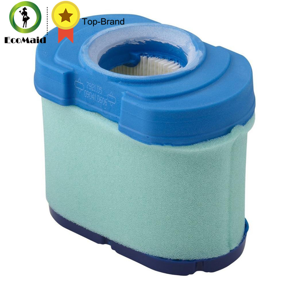 Filtre à Air filtre pré filtre pour Briggs Stratton 792105 John Deere MIU11515 GY21057 pièces de rechange tondeuse à gazon 5 paquets