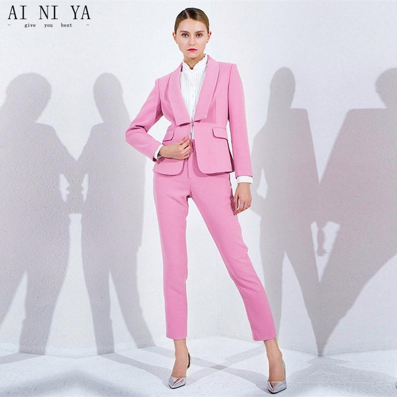 Online Shop for Popular pink pant suit from Trajes de pantalón