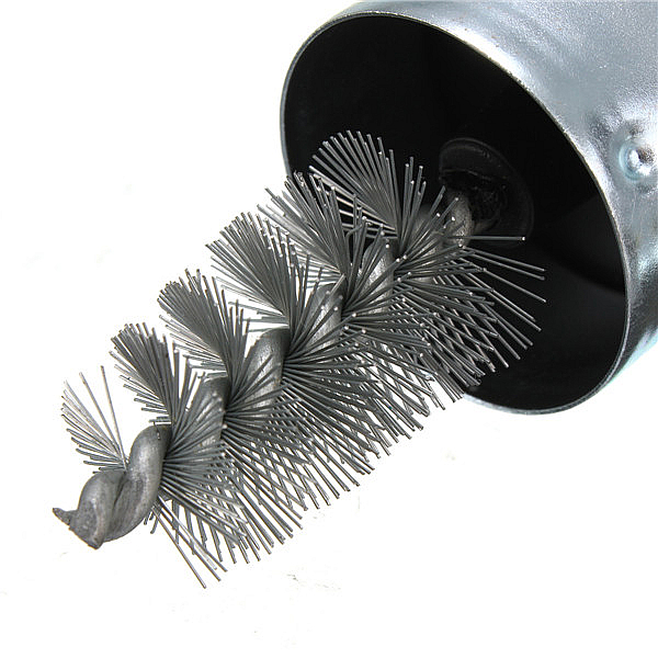 Universal font b Battery b font Post Terminal Cleaner Cable Dirt Corrosion Steel Brush For Most